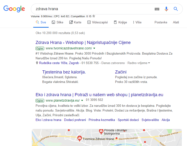 google adwords oglas
