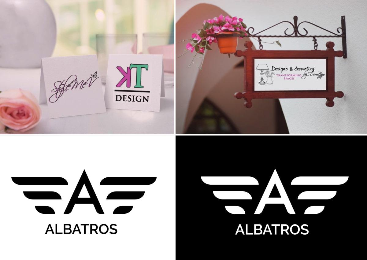 Logotip – izrada vizualnog identiteta