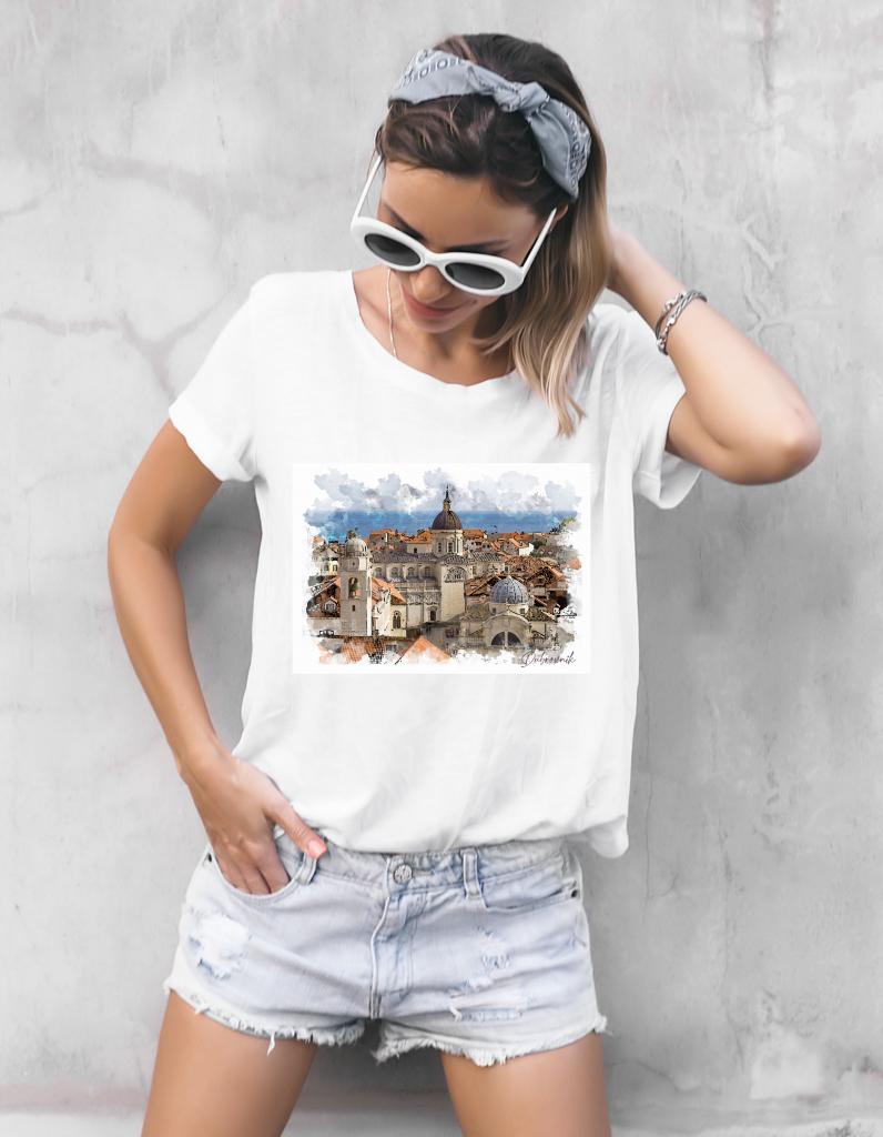 majica dubrovnik